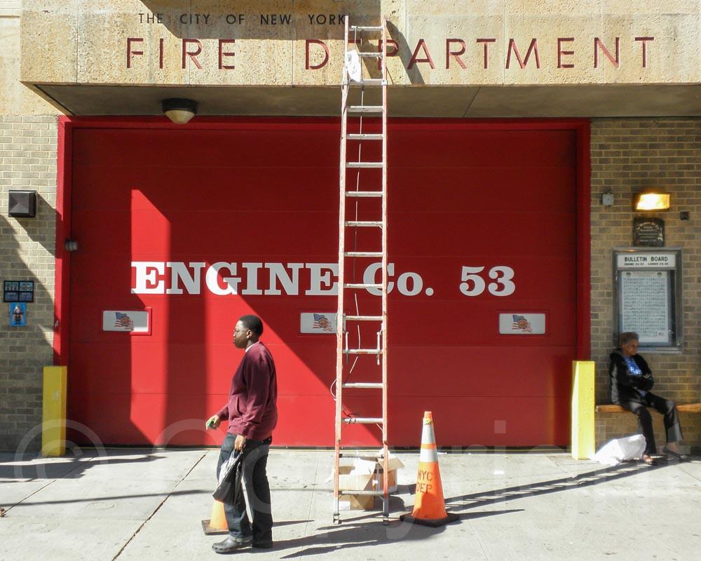 ... FDNY Firehouse Engine 53 & Ladder 43, Spanish Harlem, New York City | by