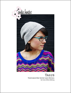 Talus Hat (Release Front) | by indie.knits