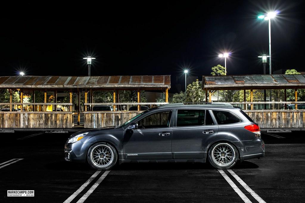 2013 Subaru Outback Mark Ocampo Flickr