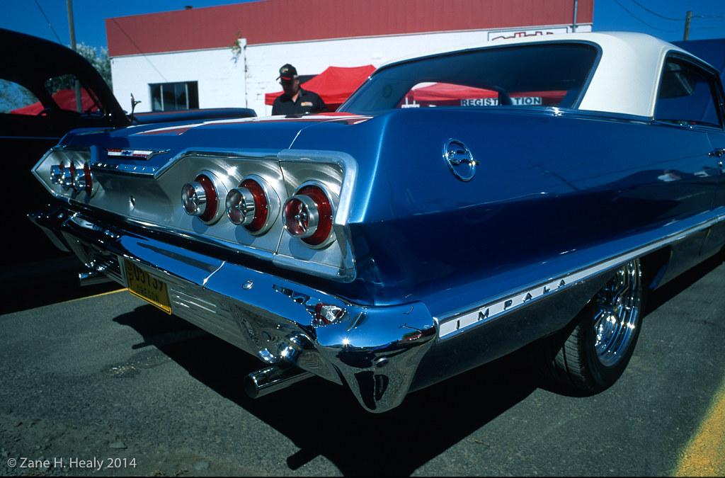 Chevy Impala Zane Healy Flickr