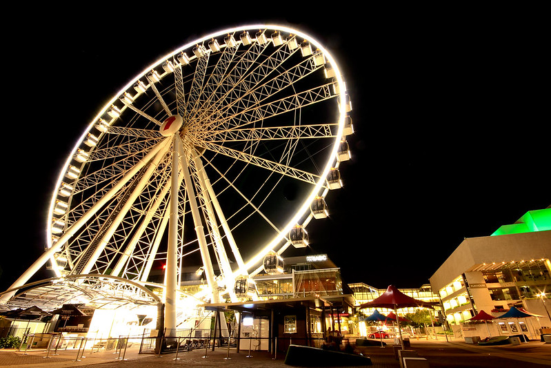 16660883187 35a3d88126 c See All of Brisbane From the Top of the Wheel