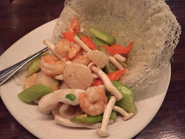 Good fortune seafood treasury - M.Y. China