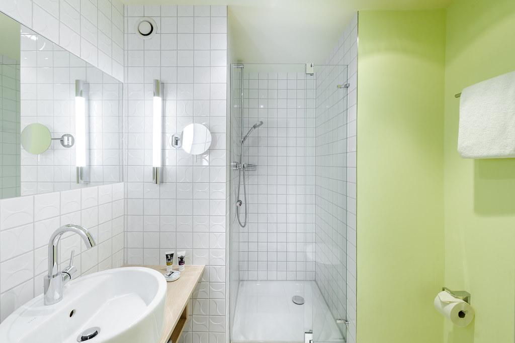 Mercure Bristol Stuttgart Sindelfingen Badezimmer Gruen 2 Flickr