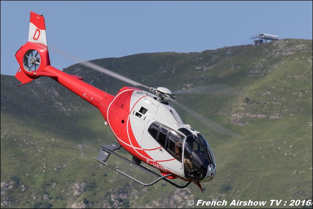 EC120 Calliopé , EALAT, Eurocopter EC120 Colibri , f-hbvd , hélico ec-120 Calliope , Meribel Air Show , 2016 , meribel airshow , les 3 vallees , Méribel LFKX/MFX