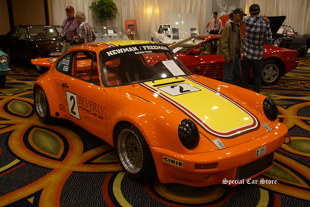 1974 Porsche 911S Paul Newman race car