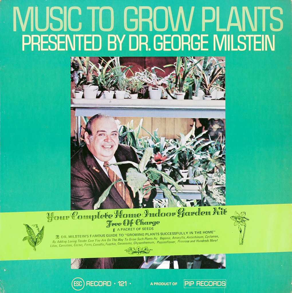 「Music To Grow Plants By」の画像検索結果