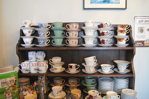 Dolly's - teacups