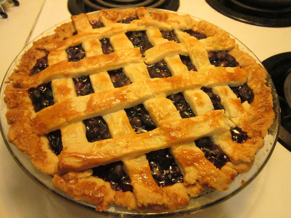 Alton Brown Blueberry Pound Cake Recipe