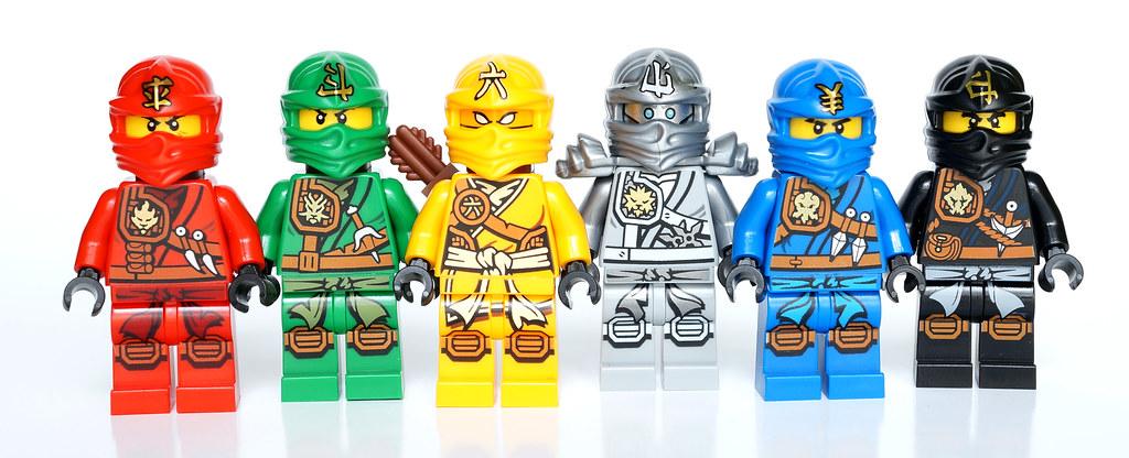 Color Ninjago J 233 R 244 Me Flickr