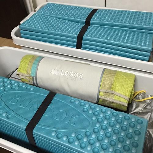 ロゴス 防水ALサーモ・テントぴったりシート(M)