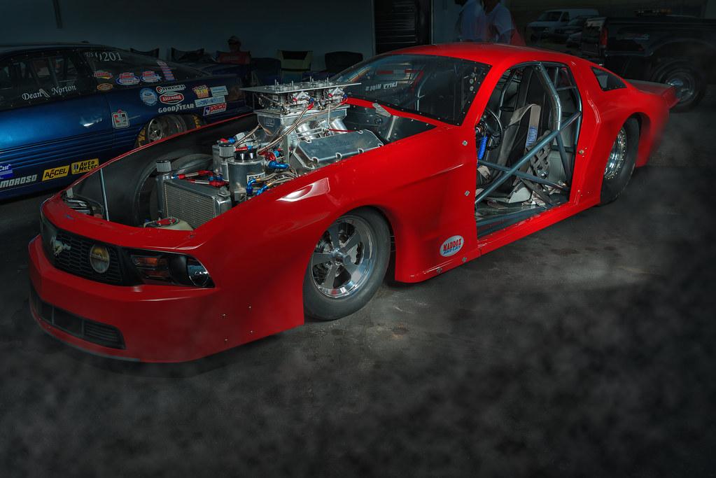 Nhra  Funny Car Champion