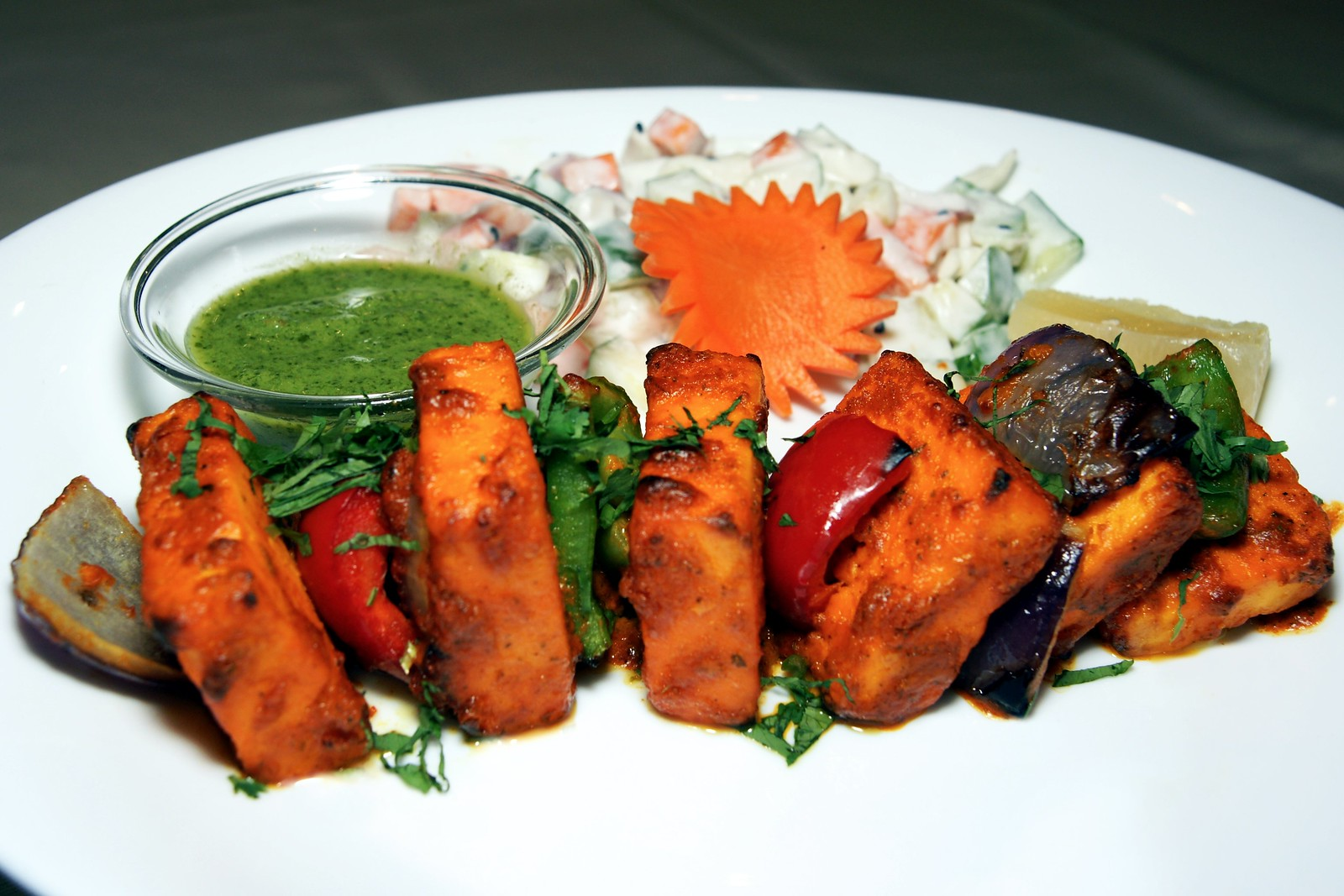 Indian Restaurants: Paneer tila 2