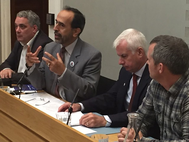 Palestine Parliamentary Briefing, Dublin, 27 September 2016