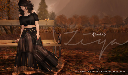 Zaara {Fall} for C88
