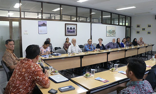 Hartford Seminary Paid Cordial Visit to the Indonesian Consortium for Religious Studies
