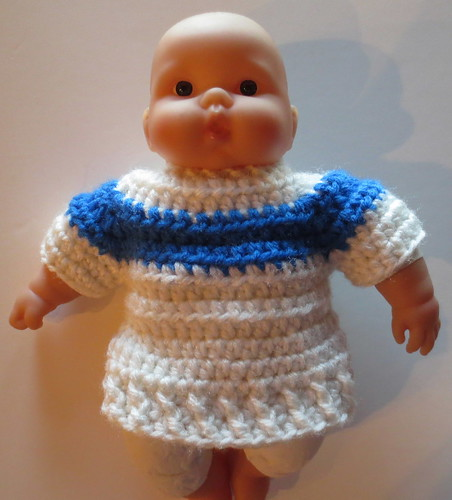 Doll Sweater Back