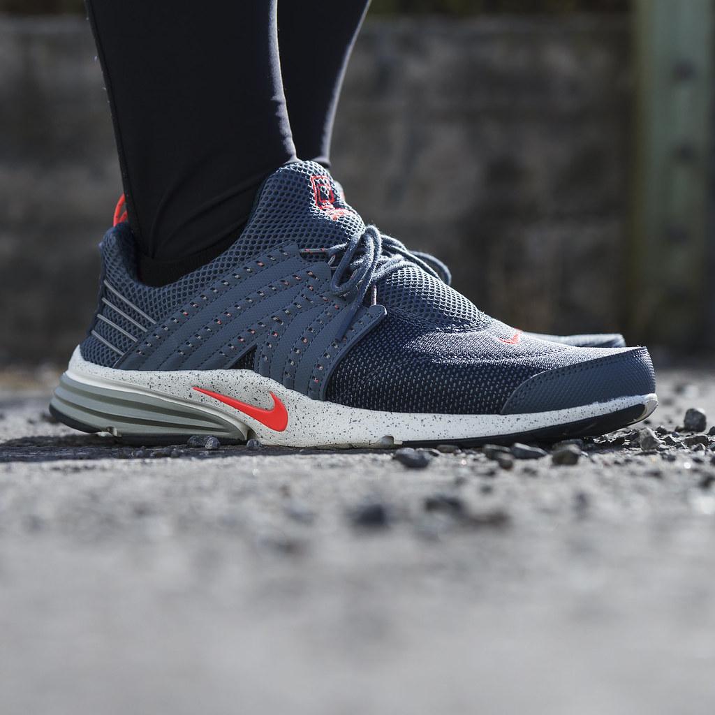 Nike Lunar Presto Black Sports Shoes