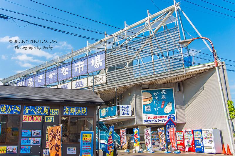 2016.Aug 松島観光 @日本東北旅行