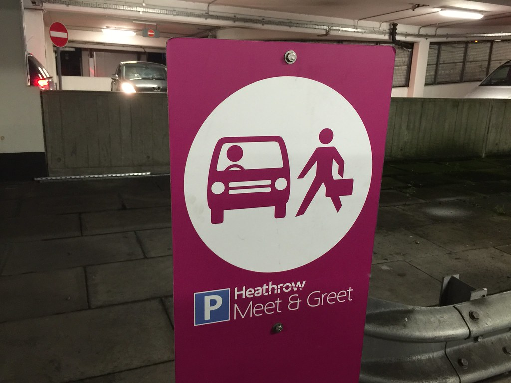 Meet And Greet Parking At Heathrow Terminal 4 With Aph Par Flickr