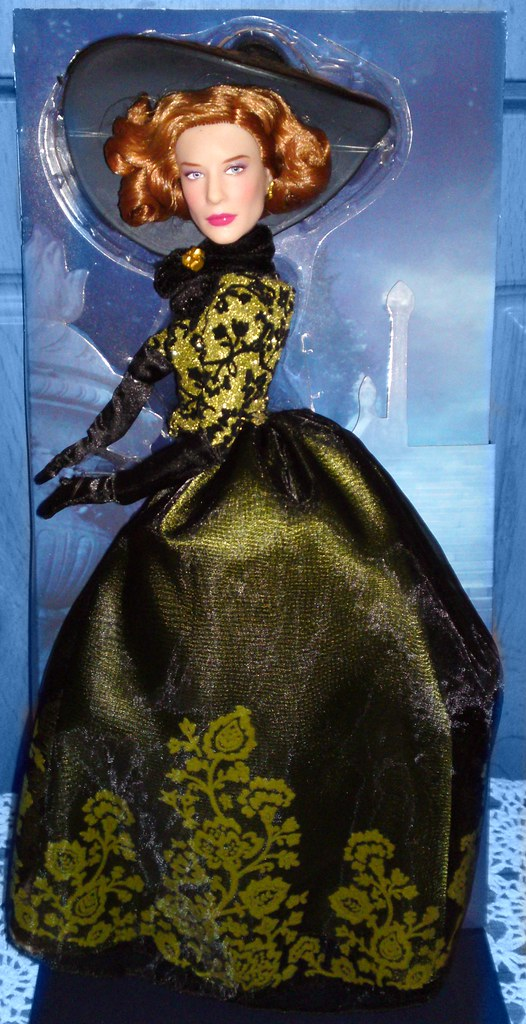 2015 Disney Store Cinderella FilmCollection Lady Tremaine … | Flickr