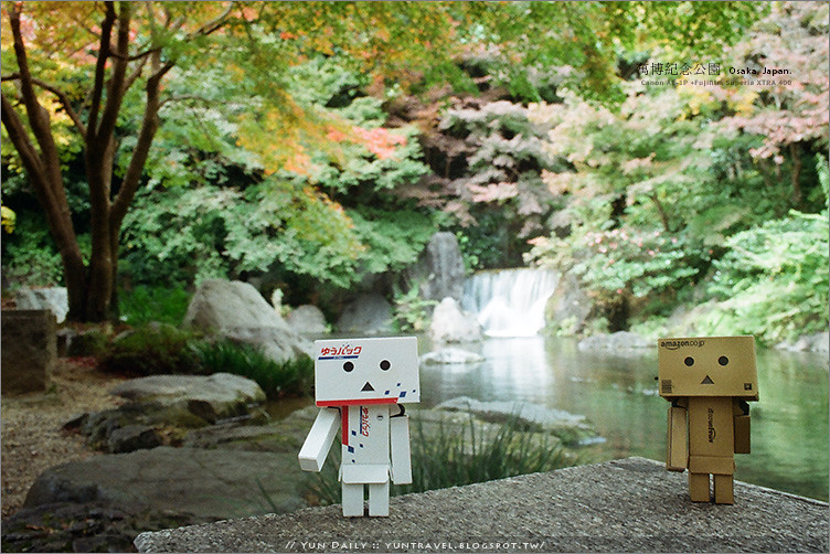 底片︱Canon AE-1P × 旅日生活_04. 大阪光之教堂、神戶一日遊