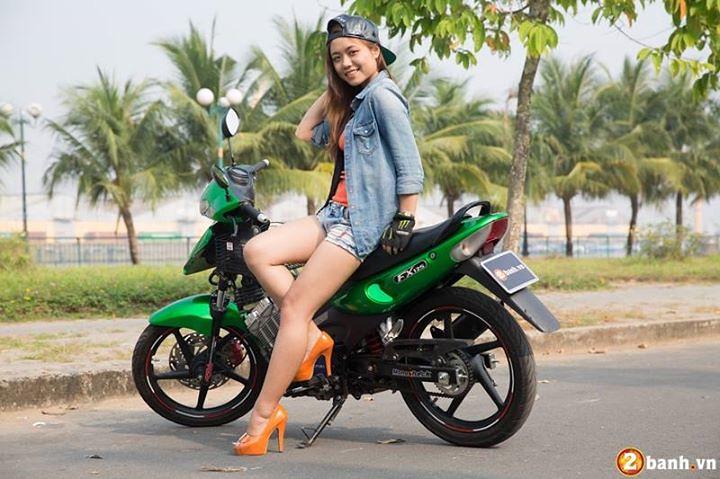 Suzuki Motorcycle Vietnam