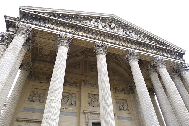 The Pantheon - Paris