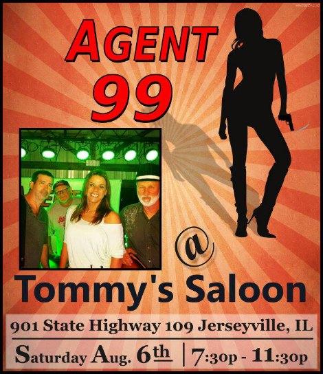 Agent 99 8-6-16