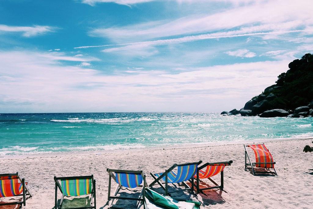 Endless Summer - Koh Nang Yuang Thailand // Kirsty Wears Blog