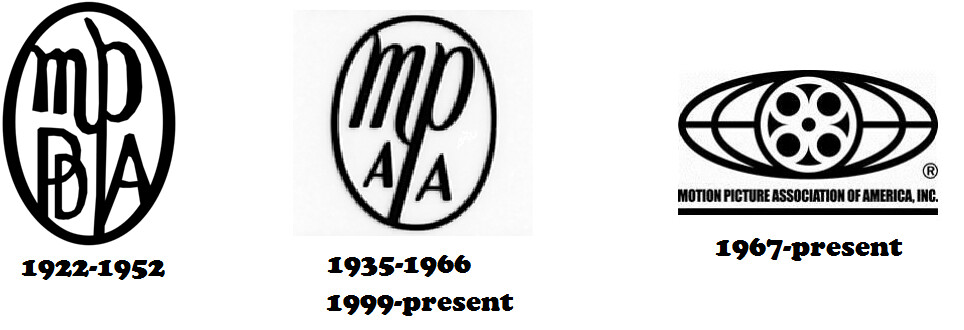 Motion Picture Association of America logo history | Flickr