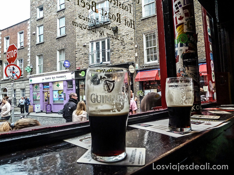 ciudades del mundo Dublin
