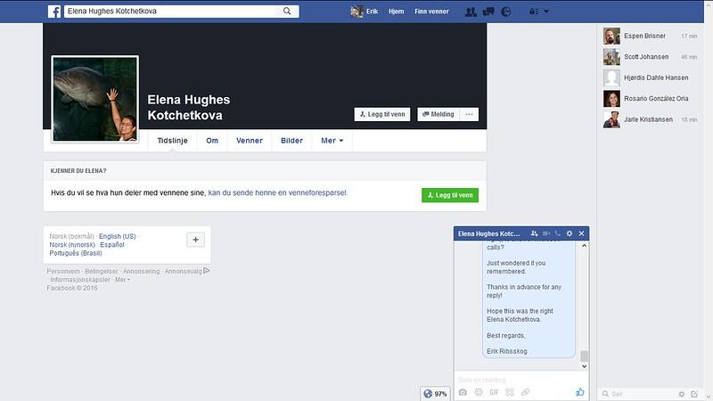 ekte russiska facebook