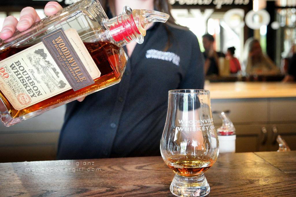 woodinville bourbon whiskey