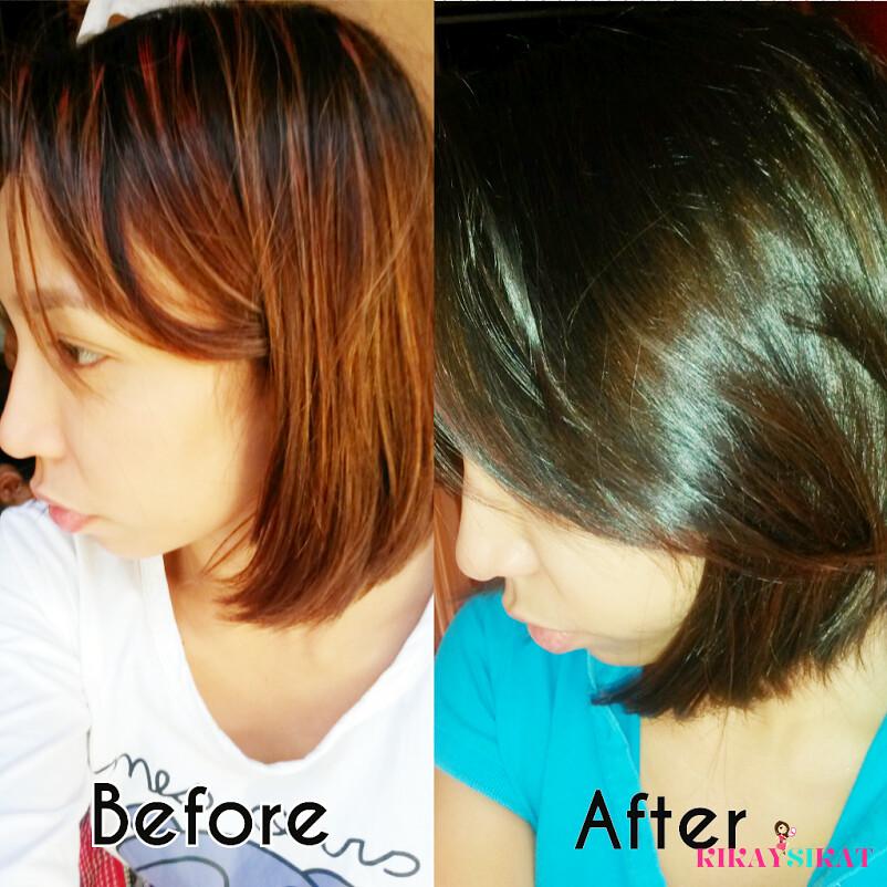 hairfix-hair-coloring-shampoo-warm-mocha-5 | Kaycee Enerva | Flickr