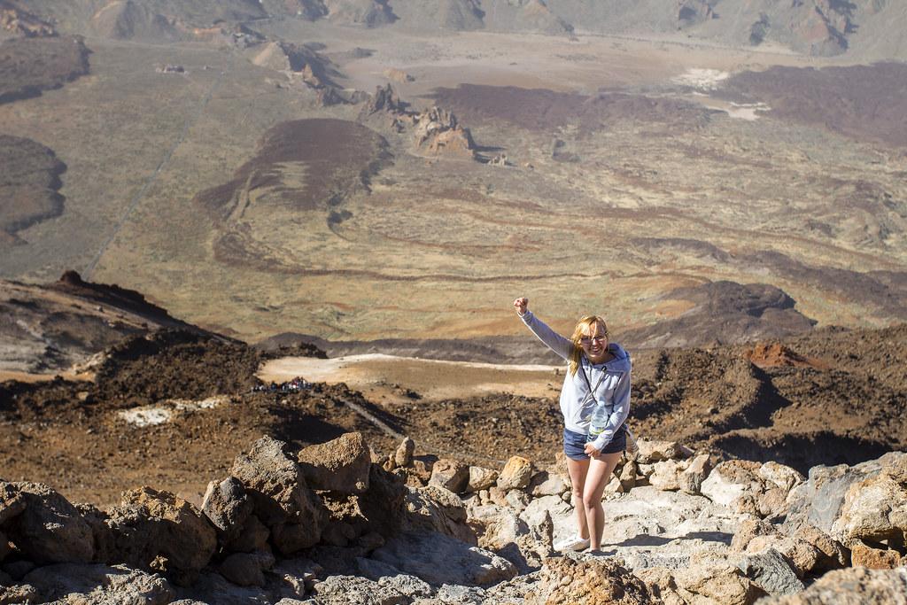 Conquered of Teide - Tenerife