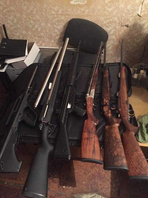 СБУ перекрила канал постачання зброї для диверсійних груп т.зв.