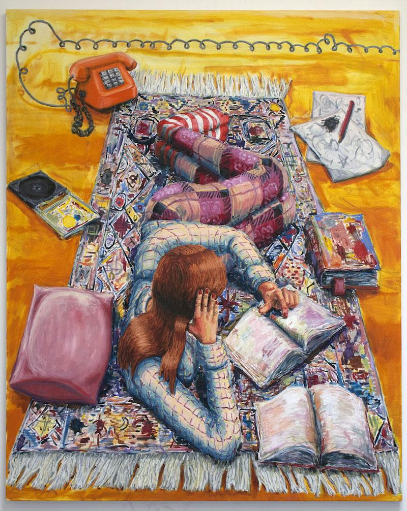 LORES autodidact - 2015 - 160 x 130