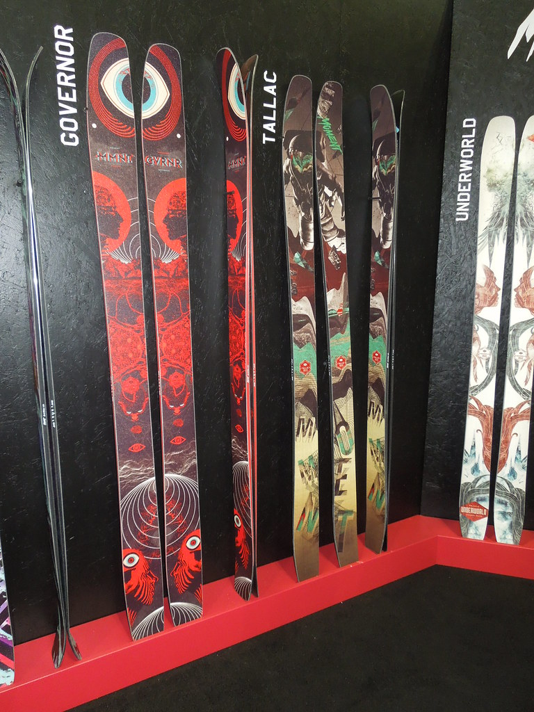 This Is Moment >> Moment Skis Governor Tallac Underworld 2016 | Powder7skis | Flickr
