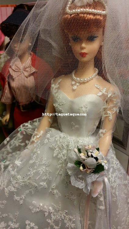 Barbie Wedding Day (vintage reproduction)