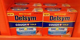delsym dosing chart