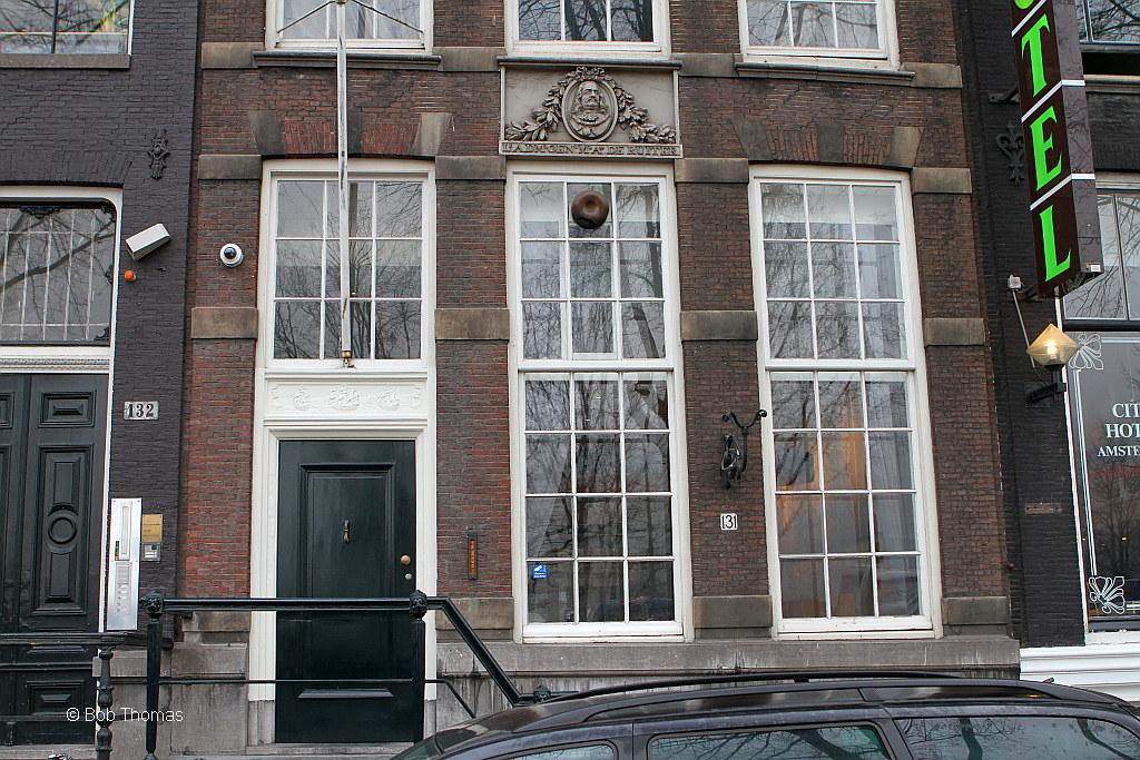 Nog bestaande woning van michiel de ruyter aan de prins he flickr - Huis van de wereldbank ...