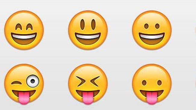 Emojis For Iphone Text Mebaging