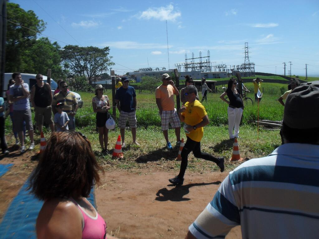 Aconteceu junto no dia 1º a corrida Brasil Ride Trail Run