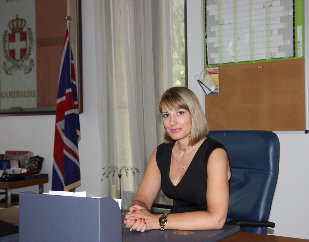 Jill Morris British Ambassador To Italy From July 2016