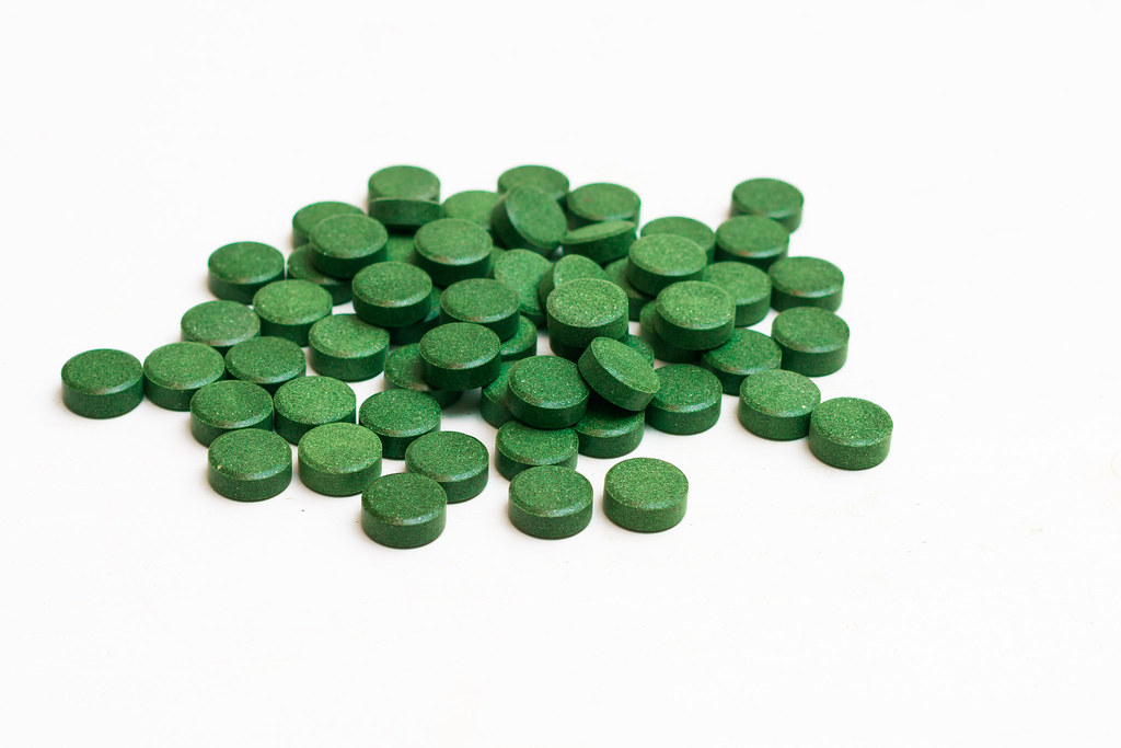 Chlorella side effects acne