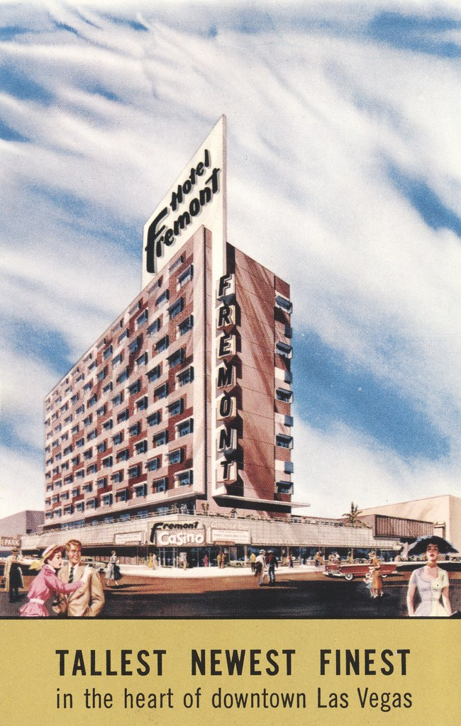 Hotel Fremont - Las Vegas, Nevada