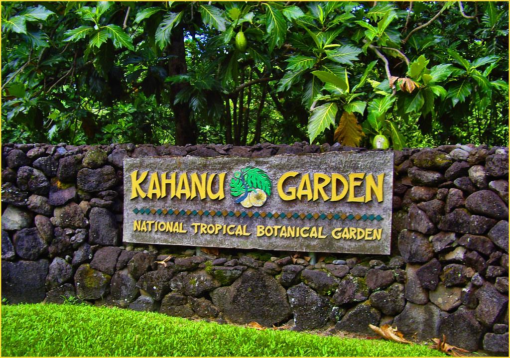 Kahanu garden national tropical botanical garden in han - National tropical botanical garden ...