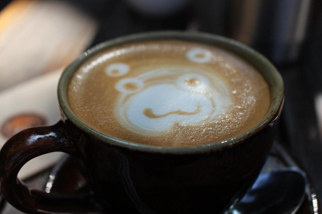 Coffee Frog