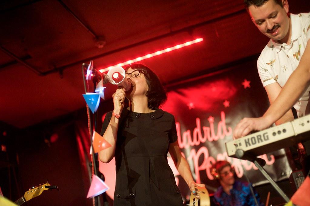 Band Part Sala Clamores Madrid Popfest 2015 Flickr