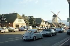 Solvang, Danish Town, CA, late 1971